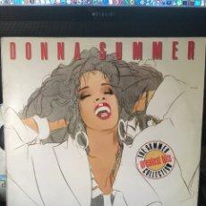 Discos de vinilo: DONNA SUMMER-THE SUMMER GRATEST HITS COLLECTION-1985-EDICION CIRCULO LECTORES-VINILO NUEVO. Lote 152656013
