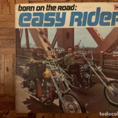 Discos de vinilo: BORN ON THE ROAD: EASY RIDER SELLO: MH ?– 210-MH-515, MH ?– 210-MH-509 FORMATO: VINYL, LP . Lote 152667158