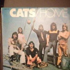 Discos de vinilo: CATS: HOME EDICION ESPAÑOLA EMI – J 062-24.988 AÑO 1974 , VINILO USADO. Lote 152675882