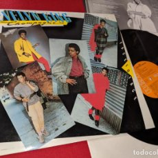 Discos de vinilo: EVELYN KING 'CHAMPAGNE' FACE TO FACE LP 1983 RCA SPAIN. Lote 152697854