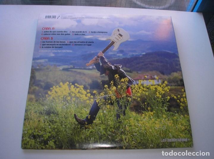 Discos de vinilo: FITO Y LOS FITIPALDIS - ANTES DE QUE CUENTE DIEZ - LP NUEVO - Foto 2 - 152691210