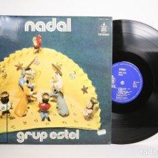 Discos de vinilo: DISCO LP DE VINILO - GRUP ESTEL / NADAL - HISPAVOX - AÑO 1973. Lote 152729393