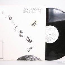 Discos de vinilo: DISCO LP DE VINILO - HOMBRES G / ESTA ES TU VIDA - TWINS - AÑO 1990 - PORTADA ABIERTA. Lote 152729592