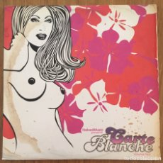 Discos de vinilo: CARTE BLANCHE 2LP NAKEDMUSIC RARO DEEP HOUSE, JAZZ. Lote 152735098