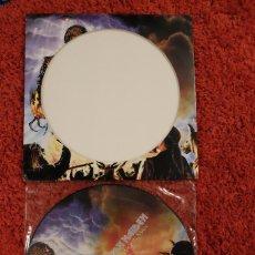 Discos de vinilo: IRON MAIDEN THE WICKER MAN PICTURE DISC. Lote 152745710