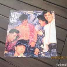 Disques de vinyle: NEW KIDS ON THE BLOCK ?– STEP BY STEP. Lote 152777210