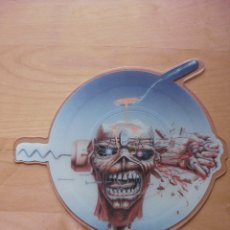 Discos de vinilo: IRON MAIDEN: CAN I PLAY WITH MADNESS / NWOBHM, BLITZKRIEG, DIAMON HEAD, SAMSON, RAVEN, SAXON.... Lote 152785822