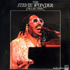 Discos de vinilo: THE STEVE WONDER COLLECTION (4LPS) 1982 (MOTOWN / BELTER). Lote 152800458