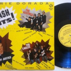 Discos de vinilo: VARIOS - SMASH HITS - LP ORIGINAL ESPAÑOL 1964 - PYE SERIE DORADA - RARO - THE KESTRELS / THE EAGLES. Lote 152804138