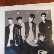 Discos de vinilo: NKOTB.NEVER LET YOU GO.1993. Lote 152806010