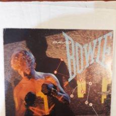 Discos de vinilo: DAVID BOWIE.BAILEMOS.1983.. Lote 152808629