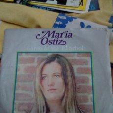 Discos de vinilo: MARIA OSTIZ. CANTO AL SOL. EL ARBOL. MRV. Lote 152819982