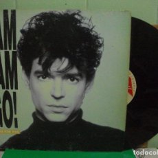Dischi in vinile: TAM TAM GO I COME FOR YOU MAXI SPAIN 1988 PDELUXE. Lote 152831362