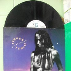 Discos de vinilo: TEMPER TEMPER LIKE WE USED TO MAXI UK 1991 PDELUXE. Lote 152831486