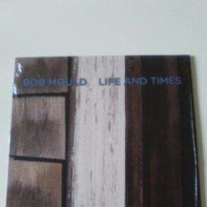Discos de vinilo: BOB MOULD LIFE AND TIMES ( 2009 ANTI EU ) EX HUSKER DU EXCELENTE ESTADO. Lote 152837586