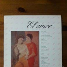 Discos de vinilo: EL AMOR, VARIOS. Lote 152841273