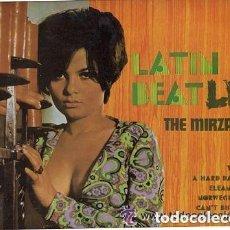 Discos de vinilo: THE MIRZA MEN / LATIN BEATLES // LP 33 RPM / EDITADO POR DJM RECORDS SPANISH SPAIN. Lote 152865210
