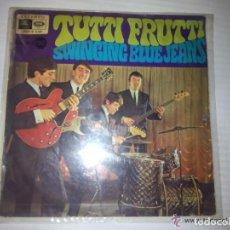 Discos de vinilo: THE SWINGING BLUE JEANS / TUTTI FRUTTI /LP 33 RPM // EDITADO POR EMI REGAL SPANISH SPAIN ESPAÑA 1968. Lote 152865602