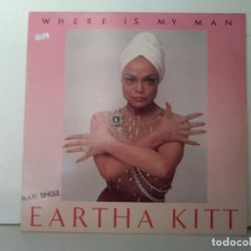 Discos de vinilo: EARTHA KITT. Lote 152872998