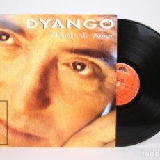 Discos de vinilo: DISCO LP DE VINILO - DYANGO / MORIR DE AMOR - POLYDOR - AÑO 1993 - CON ENCARTE. Lote 152879329