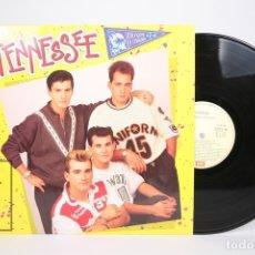 Discos de vinilo: DISCO LP DE VINILO -TENNESSE / UNA NOCHE EN MALIBU - EMI - AÑO 1989 - CON ENCARTE. Lote 152879389