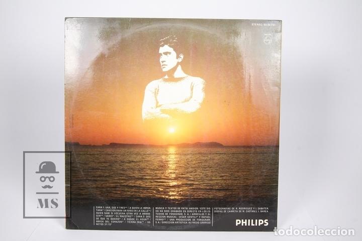 Discos de vinilo: Disco LP De Vinilo - Patxi Andion / A Donde el Agua - Philips - Año 1973 - Portada Abierta - Foto 4 - 152880005