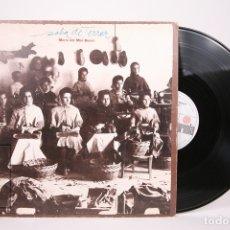 Discos de vinilo: DISCO LP DE VINILO - MARIA DEL MAR BONET / SABA DE TERRER - ARIOLA 1979 - PORTADA ABIERTA - ENCARTE. Lote 152880070