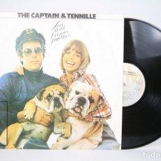Discos de vinilo: DISCO LP DE VINILO - CAPTAIN & TENNILLE / LOVE WILL KEEP US TOGETHER - A&M - AÑO 1974 - ENCARTE. Lote 152880389