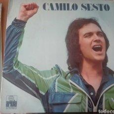 Discos de vinilo: DISCO VINILO CAMILO SESTO. Lote 152885289
