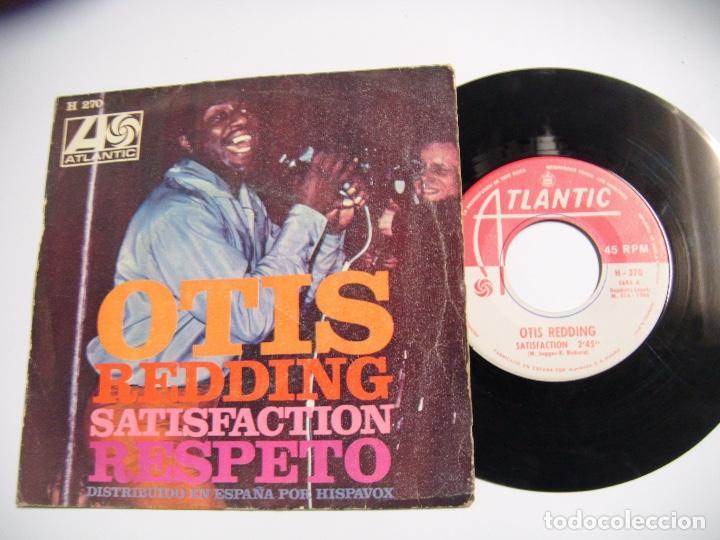 OTIS REDDING (Música - Discos - Singles Vinilo - Jazz, Jazz-Rock, Blues y R&B)