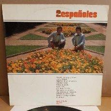 Discos de vinilo: 2 ESPAÑOLES / MISMO TÍTULO / LP - BELTER - 1971 / MBC. ***/***. Lote 152900286