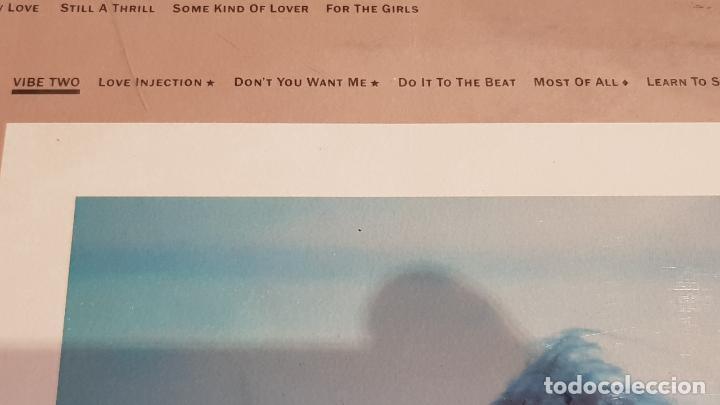 Discos de vinilo: JODY WATLEY / MISMO TÍTULO / LP - MCA-SPAIN - 1987 / PRECINTADO. ***** - Foto 4 - 152900834