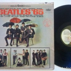 Discos de vinilo: THE BEATLES - BEATLES 65 - LP USA - APPLE / CAPITOL. Lote 152906046