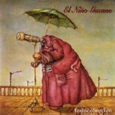 Discos de vinilo: LP EL NIÑO GUSANO EL EFECTO LUPA VINILO EDICION 2019 LTD 250 COPIAS ZARAGOZA. Lote 269241918