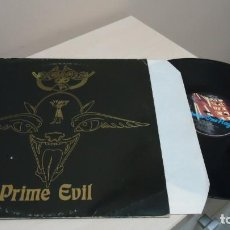 Discos de vinilo: VEMON -PRIME EVIL -MADE IN ENGLAND - UNDER ONE FLAG-AÑO 1989- . Lote 152919882