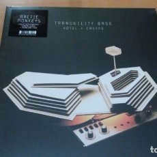 Discos de vinilo: ARCTIC MONKEYS TRANQUILITY BASE HOTEL & CASINO LP GATEFOLD 180 GRAM CODIGO DESCARGA ¡¡PRECINTADO¡¡. Lote 152960050