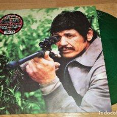 Discos de vinilo: ENNIO MORRICONE LP CITTA..BSO 1970 SOUNTRACK (2015 GREEN VINYL ONLY 1000 COPIES). Lote 152974074