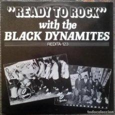 Discos de vinilo - Black Dynamites. Ready to rock with... Redita RLP-123, Holland 1981 LP - 153023146