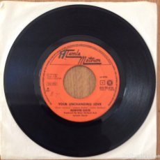 Discos de vinilo: MARVIN GAYE YOUR UNCHANGING LOVE 1967 TAMLA MOTOWN. Lote 153030402