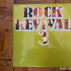 Discos de vinilo: ROCK REVIVAL 3 2LPS- SELLO PHILIPS . Lote 153048290