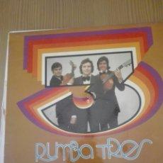 Discos de vinilo: DISCO VINILO RUMBA TRES. Lote 153069568