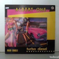 Discos de vinilo: ALBERT ONE . Lote 153070710