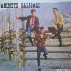 Discos de vinilo: GABINETE CALIGARI - VINILO LP. Lote 153072212