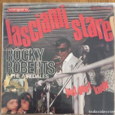 Discos de vinilo: ROCKY ROBERTS AND AIREDALES JUST DONT KNOW SINGLE 1967 DISCO EXC. Lote 153077078