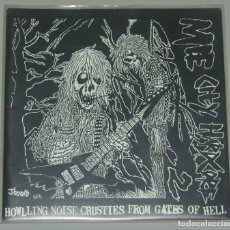 Discos de vinilo: MIE CITY HARDCORE 2 - HOWLLING NOISE CRUSTIES FROM GATES OF HELL. Lote 153088986