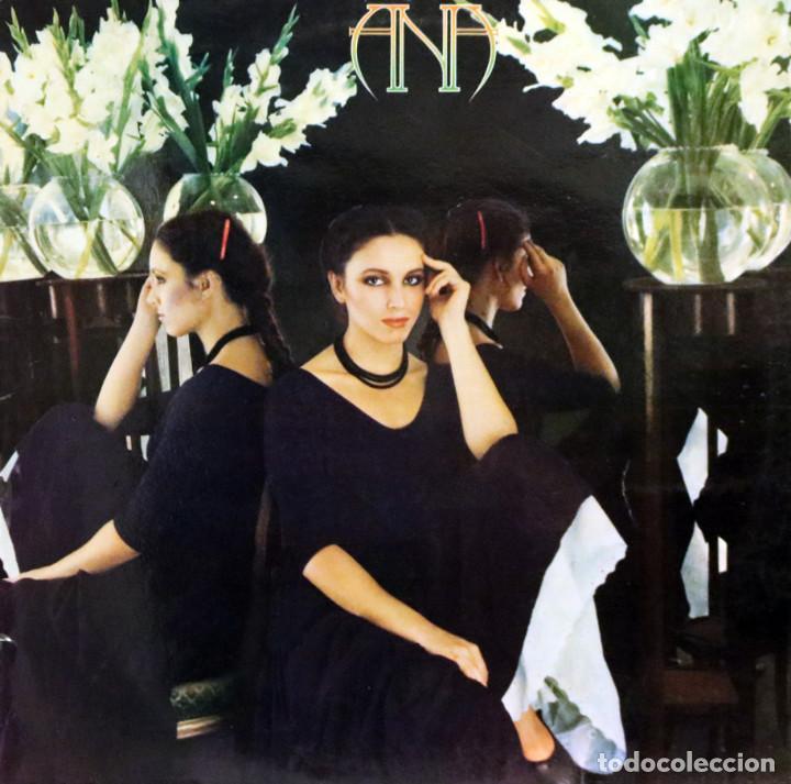 ANA BELEN / ANA (LP) 1979 (CBS) (Música - Discos - LP Vinilo - Solistas Españoles de los 70 a la actualidad)