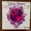 Discos de vinilo: FEDERICO CABO – LOVE STORY SELLO: PERGOLA – 11999 FORMATO: VINYL, 7 , 45 RPM, STEREO PAÍS: SPAIN . Lote 153095430