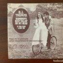Discos de vinilo: B.J. THOMAS – RAINDROPS KEEP FALLIN' ON MY HEAD SELLO: DISCOPHON – S-5087 FORMATO: VINYL, 7 . Lote 153095698