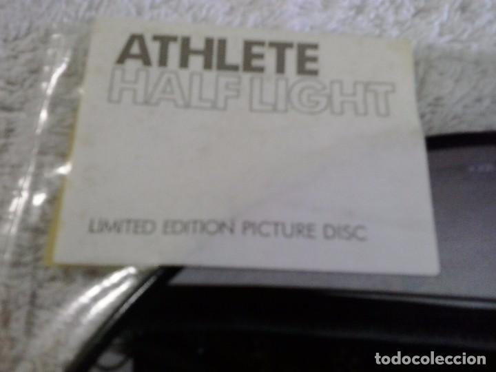 Discos de vinilo: VINILO ATHLETE HALF LIGHT. LIMITED EDITION PICTURE DISC. 2005 PARLOPHONE. SIN ESTRENAR NUEVO - Foto 3 - 88004580
