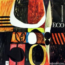 Discos de vinilo: GILBERTO VALDÉS Y SU ORQUESTA / ECO (LP) 1964 (AREITO) EDICIÓN CUBA . Lote 153100566